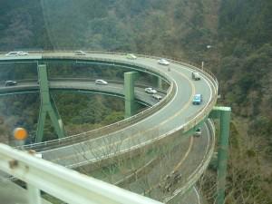 伊豆ループ橋