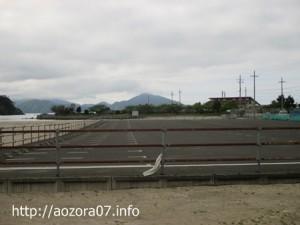 和田海水浴場 駐車場