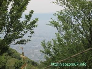 葛城山 高原ロッジから見た奈良